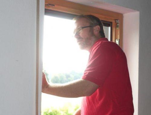 Neue Fenster im alten Haus – Zügig und sauber sind da die Zauberworte