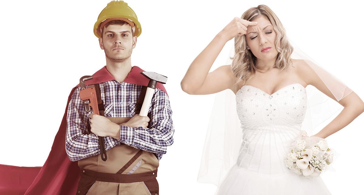 Dann heirate doch deinen Job bei Niggemeier.