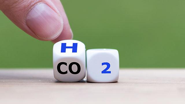 mehr H2 - weniger CO2